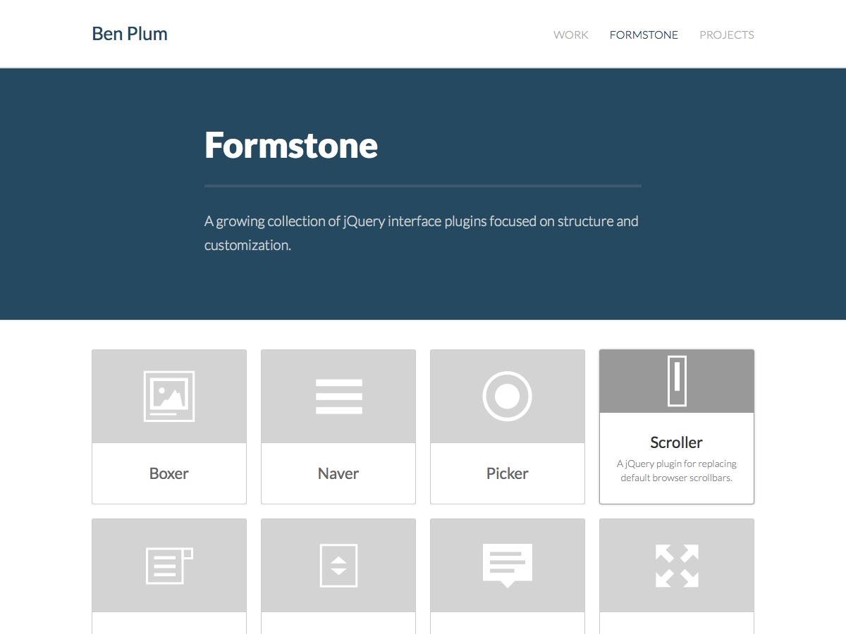 formstone