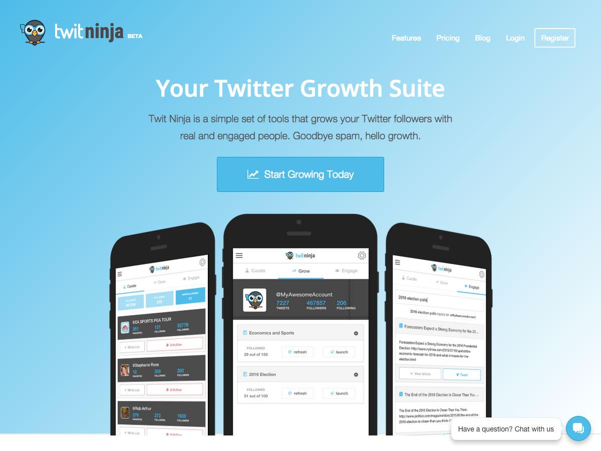 Twit Ninja