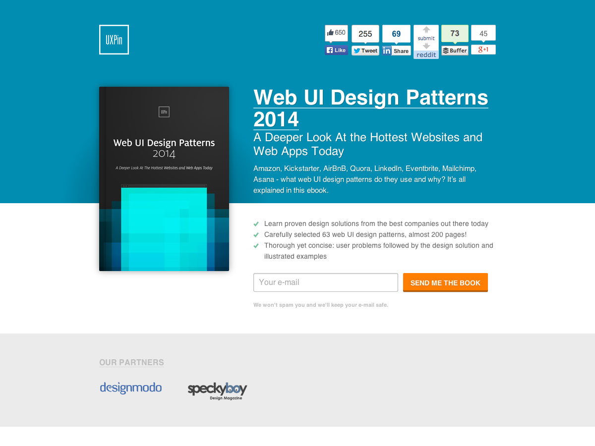 ui design patterns ebook