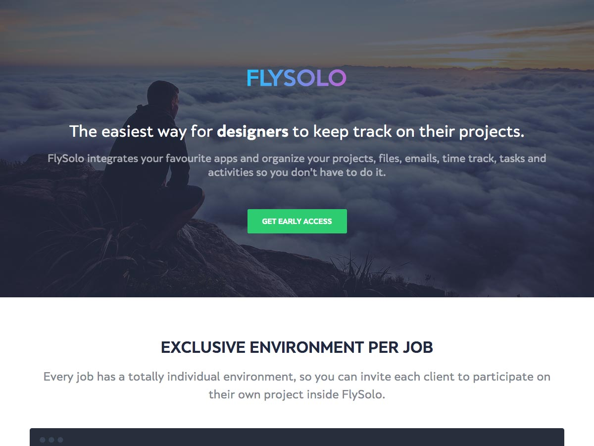 FlySolo