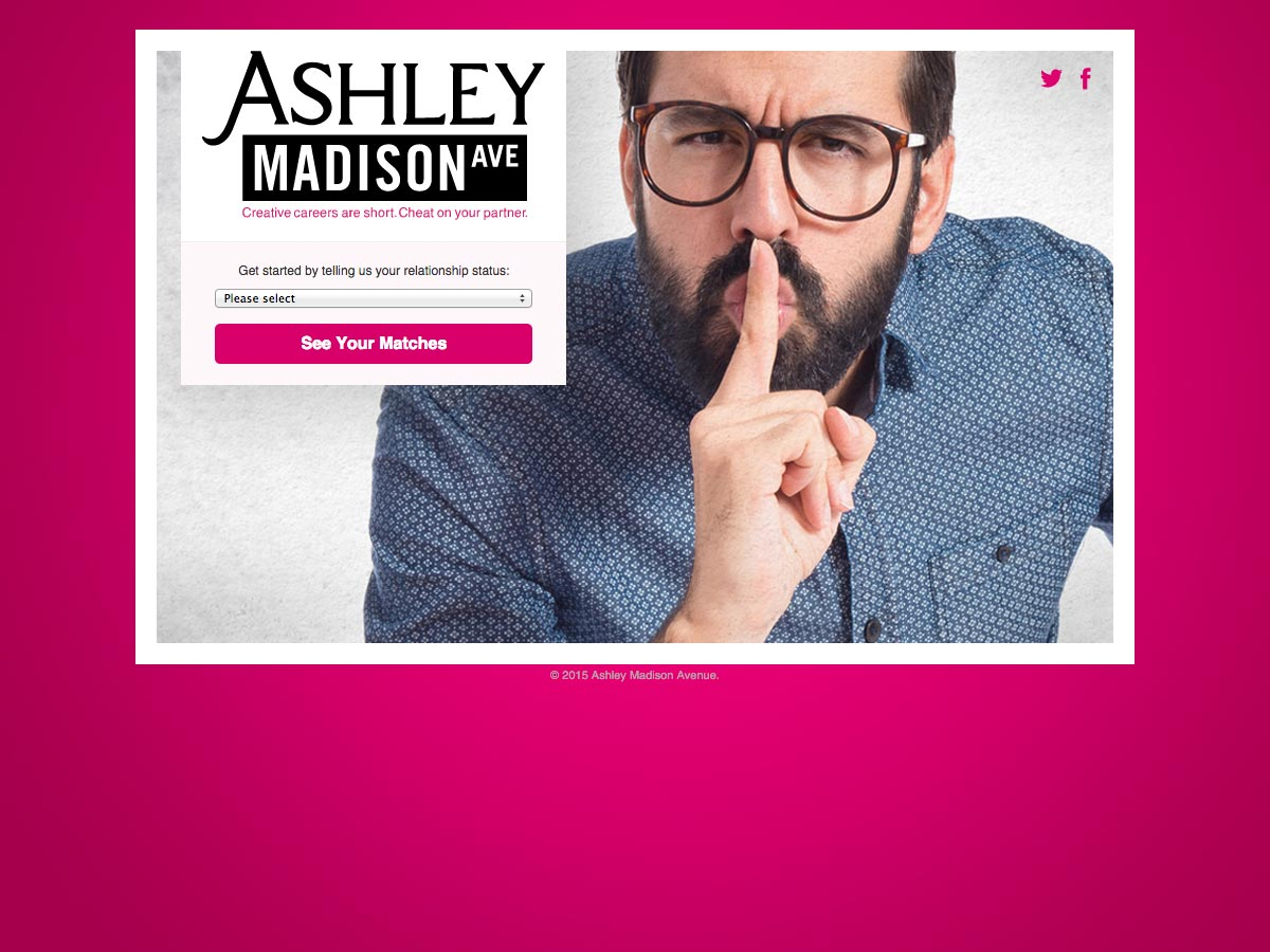 ashley madison avenue