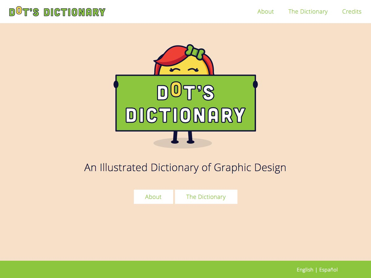 Dot's Dictionary