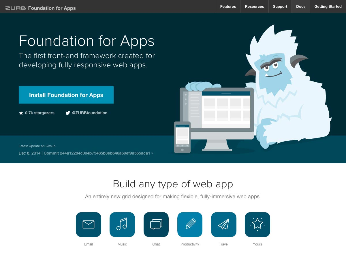 Foundation for Apps