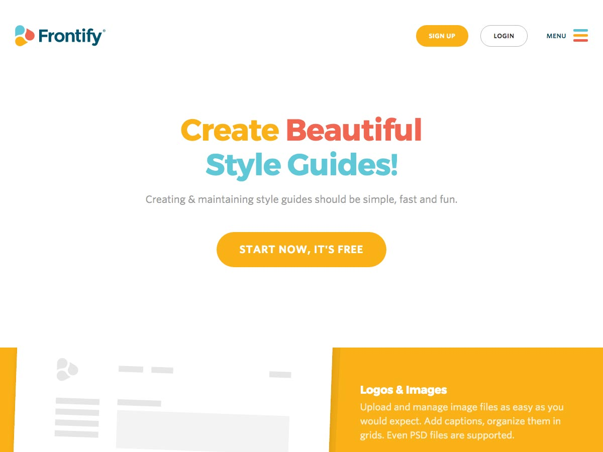 Frontify Style Guide