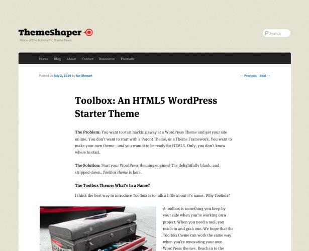 A comparison of leading WordPress theme frameworks | Webdesigner Depot