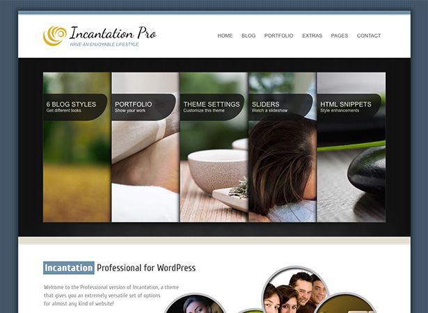 101 Awesome new WordPress themes | Webdesigner Depot