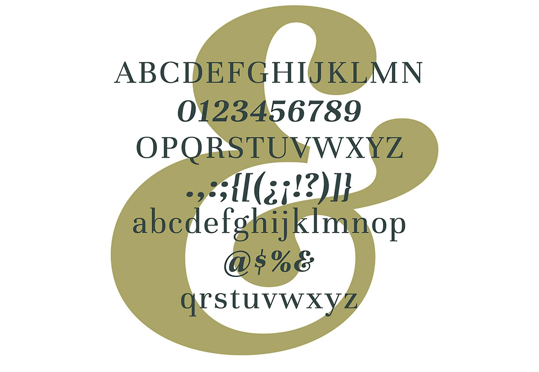 best minimalist fonts