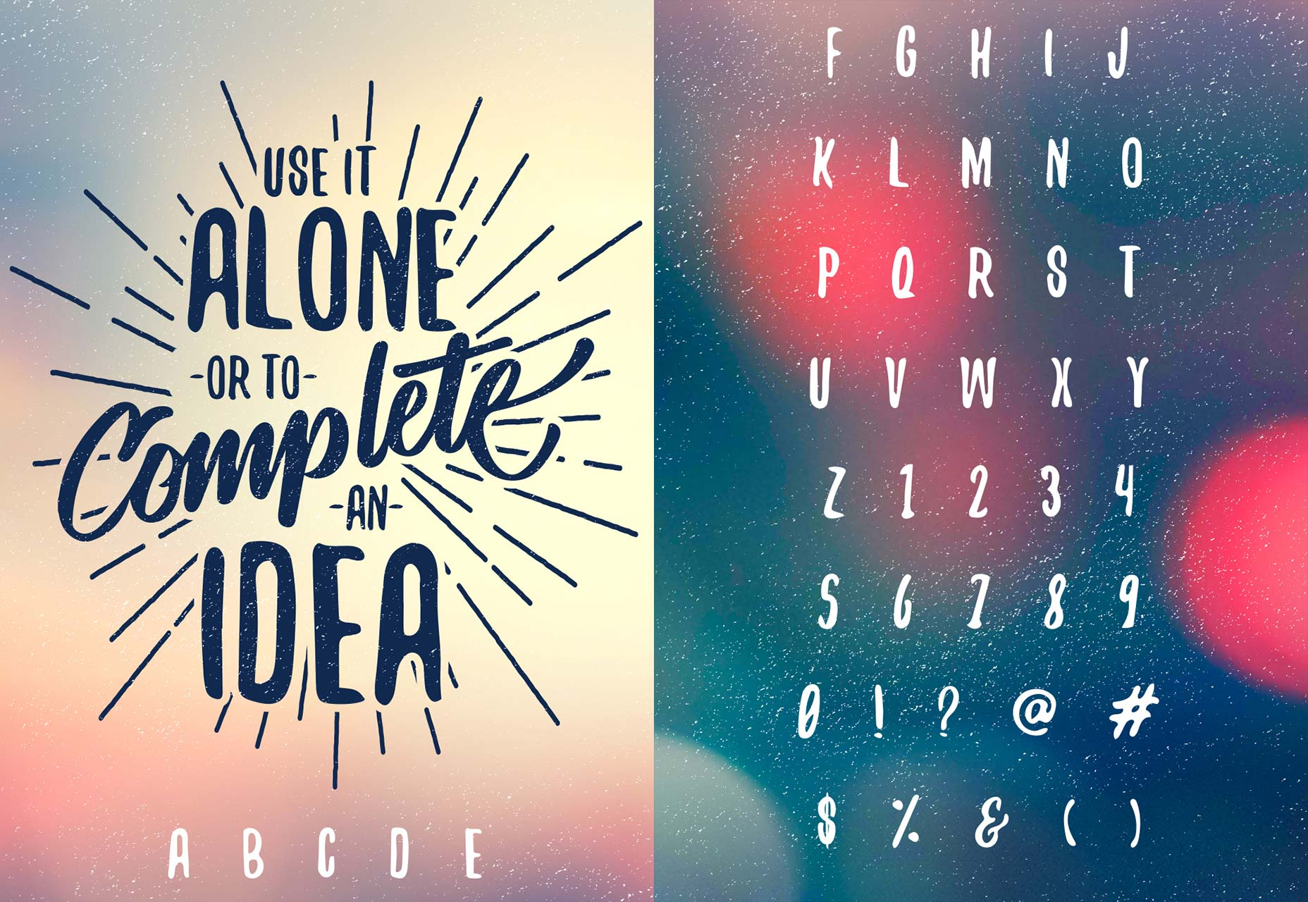 60 Best Free Fonts Summer 2015