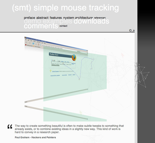 simplemousetracking